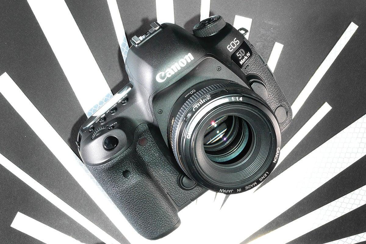 Canon 5D Mark IV Runner UP