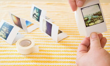 Share Your Portfolio From Your Pocket With This DIY Mini-Album