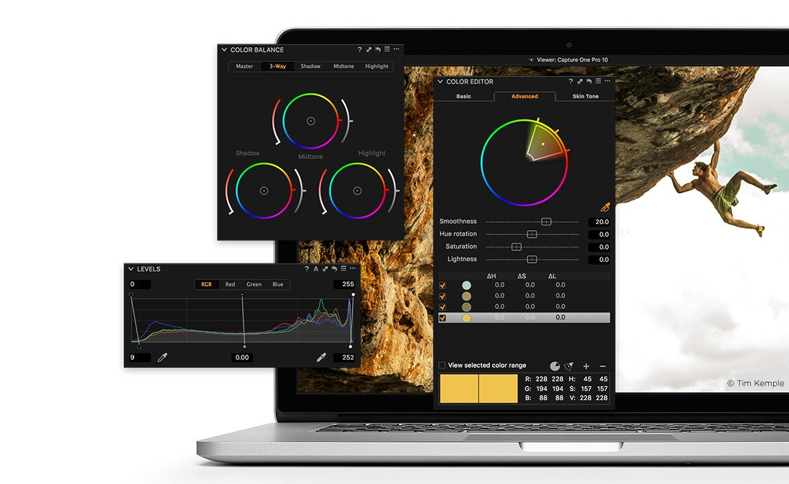 Capture One Pro 10 Photo Editing Software