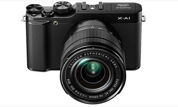 New Gear: Fujifilm X-A 1 Entry-Level Interchangeable-Lens Compact Camera