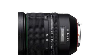 Ricoh Announces High-Performance 24-70mm F/2.8 Zoom Lens For Upcoming Pentax Full-Frame DSLR