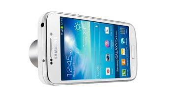 Samsung' Galaxy S4 zoom Has 10x Optical Reach