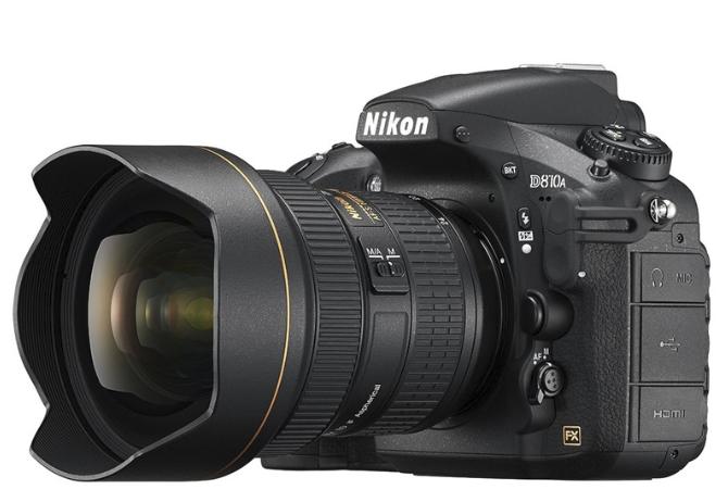 Nikon D810A Astrophotography DSLR Camera