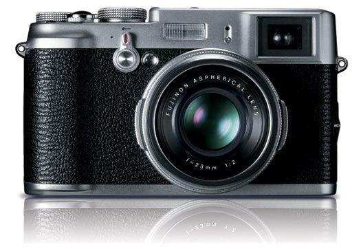 Fujifilm X100 Sponsored