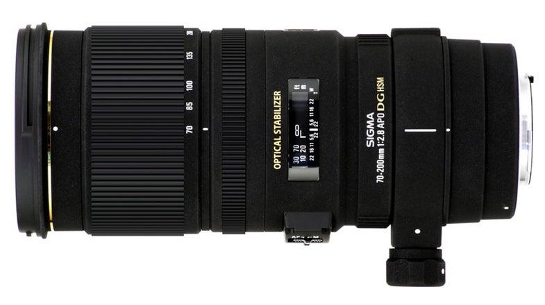 Sigma APO 70–200mm f/2.8 II EX DG HSM