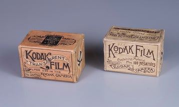 Two Unexposed Rolls of Rare Century-Old Kodak Film Acquired by Eastman Museum