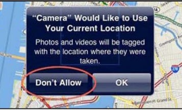Geotagged Photos Pose Security Risks, U.S. Army Warns Soldiers