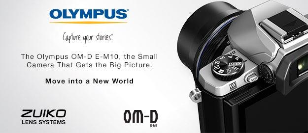 OM-D E-M10