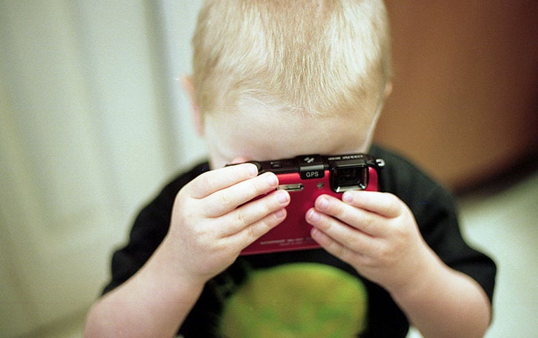 10 Tips For Getting Kids Interested In Photography
