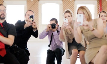 """""""Unplugged"""" Is A Short Film About What It's Like To Be A Wedding Photographer In The Modern Era"""