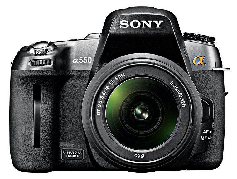 """Sony-Alpha-550"""