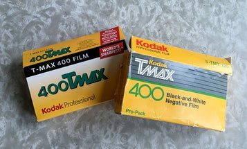 This Is What Happens When You Shoot a Roll of Film That Expired In 1993