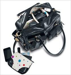 Jill-E X Canon Bag Thumb