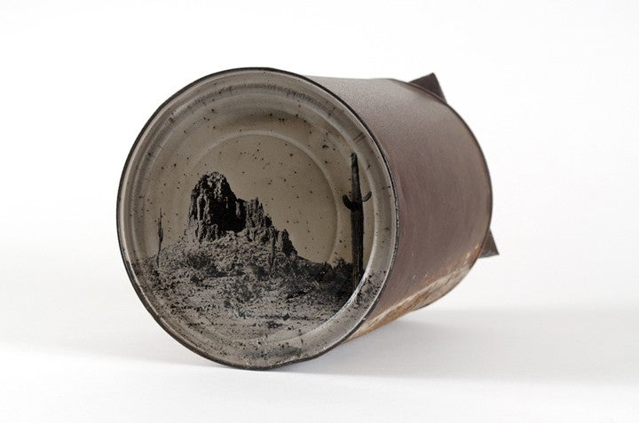 tin can tintype