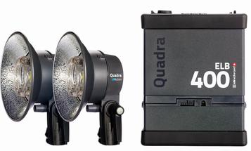New Gear: The Elinchrom ELB 400 Portable, Battery-Powered Strobe System