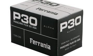 Film Ferrania's P30 Black-and-White Film Is a Cinematic Classic Reborn