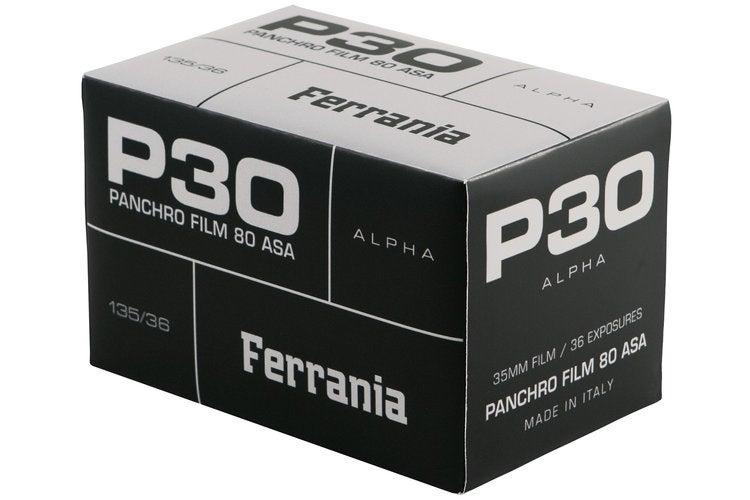 Ferrania P30 Film