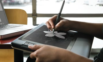 Wacom Teases Multitouch Tablet for this Summer