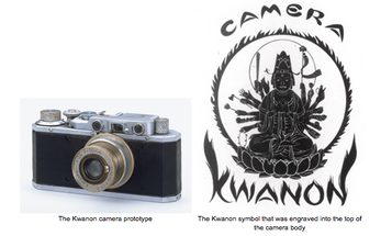 Today is the 80th Anniversary of Canon's First Camera, the Kwanon