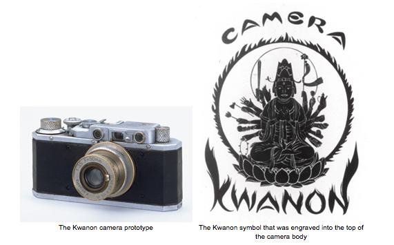 Canon First Camera