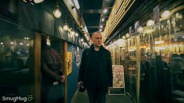David Powell Street Photography Tokyo, Japan