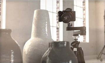 The Edelkrone Wing Enables Fancy Camera Movements Without Rails