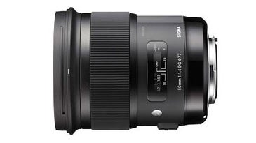 Sigma 50mm F/1.4 CES 2014