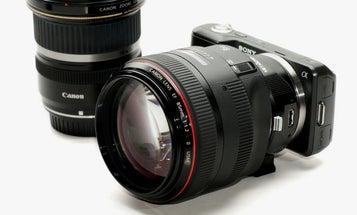 New Gear: Metabones Adapter Adds Canon AF To Sony NEX Mount