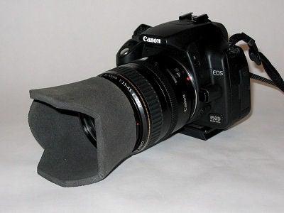 Printed Lens Hood