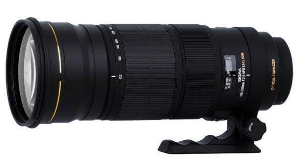 SIGMA 120–300mm f/2.8 EX APO HSM