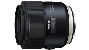 Tamron 85mm F/1.8 SP VC Portrait Prime Lens
