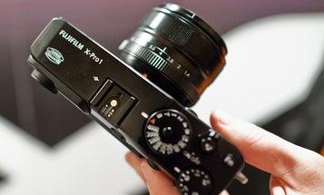 New Gear: Fujifilm X-Pro1 Has an APS-C Sensor, Interchangeable Lenses