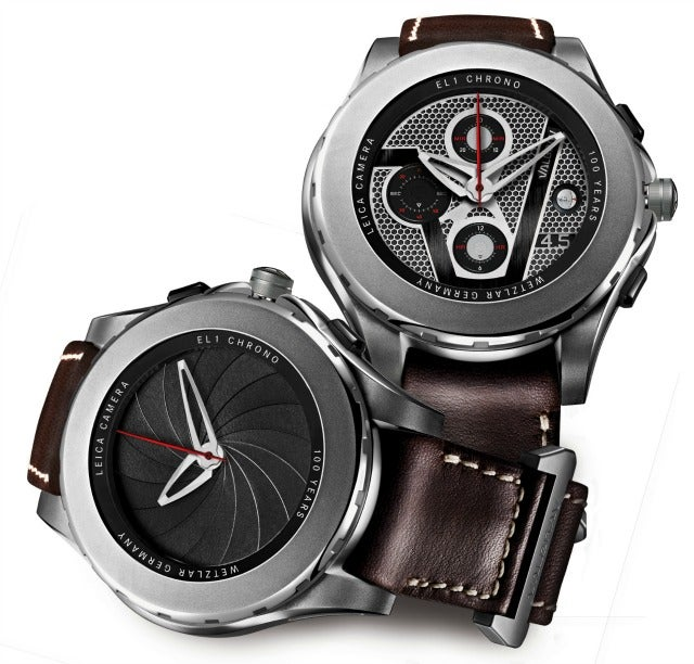leica watch