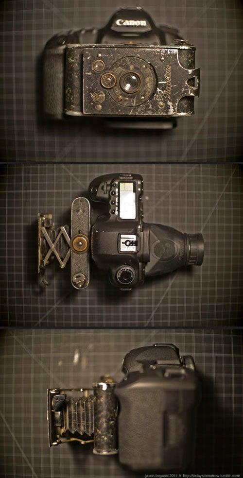 5DmkII view camera