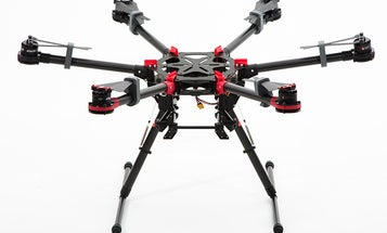 New Gear: DJI Spreading Wings S900 Drone