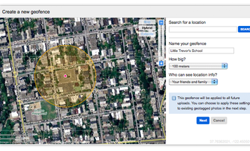Flickr's Geofences Offer More Privacy With Geotagged Photos
