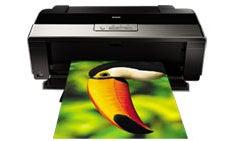 Printer Test: Epson Stylus Photo R1900