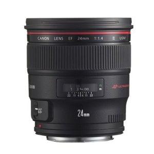 Canon EF 24mm f1.4L II USM AF