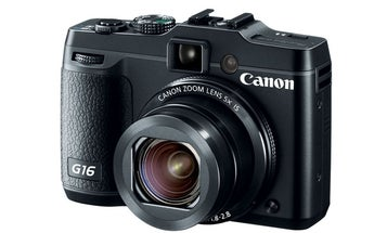 New Gear: Canon PowerShot G16 and S120 Compacts