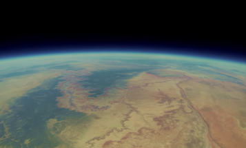 A GoPro Camera Went To Space, Got Lost, Came Back With Awesome Images Of Earth