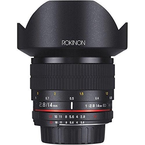 Rokinon AE14M-C 14mm f/2.8-22