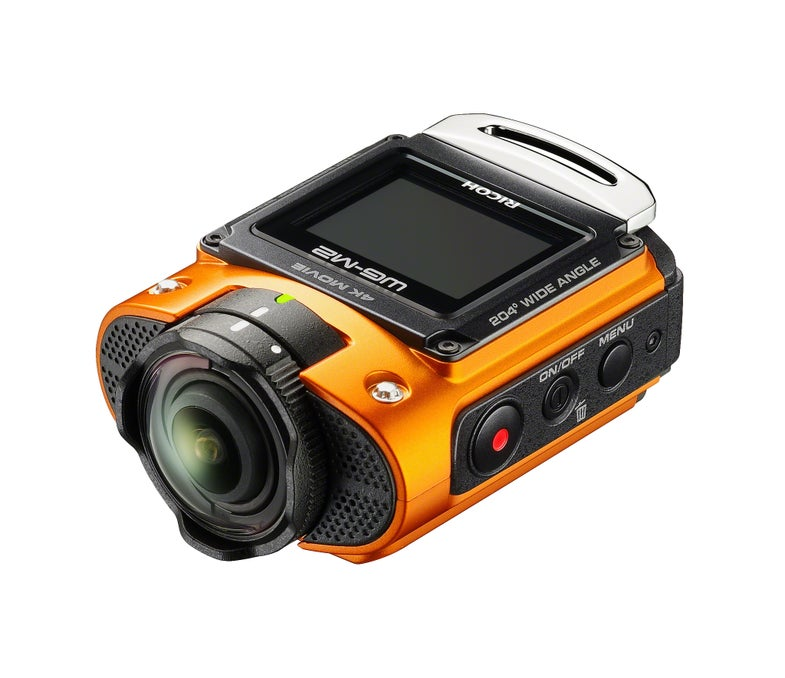Ricoh WG-M2 Action Camera with 4K Video