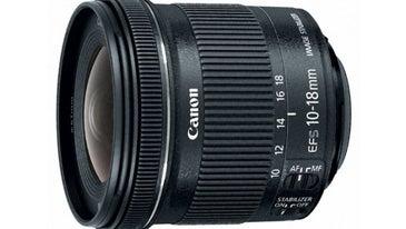 EF-S 10-18mm f/4.5-5.6 IS STM