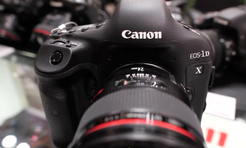 Hands On: Canon EOS-1D X