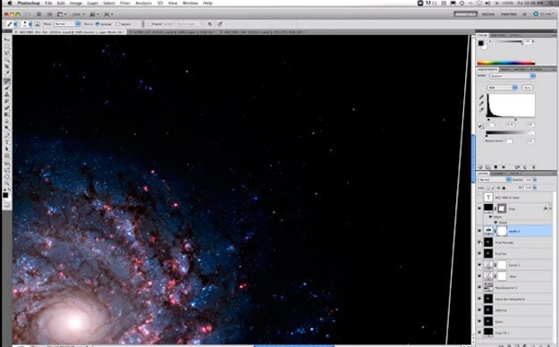 Hubble Post