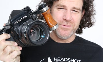 My Favorite Old Camera: Peter Hurley's Pentax 67