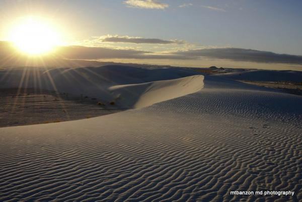 Mentor Series: White Sands, NM