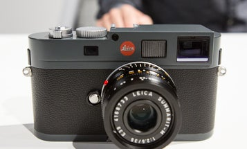 Hands-On: Leica's new M, M-E, and S Cameras