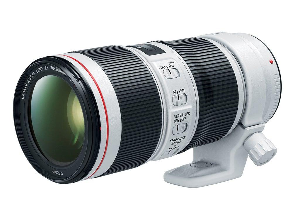 Canon 70-200 4l Mount