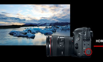 Canon 5D Mark III Firmware Brings Uncompressed HDMI Out, Boosted AF
